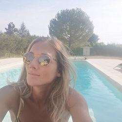 Gaëlle Baumann Piscine