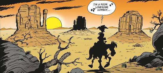 Loneseome Cowboy