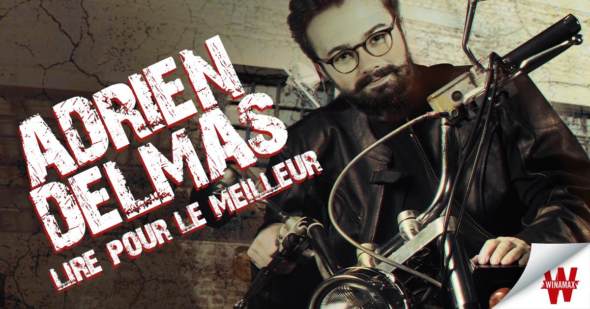 Blog Adrien Delmas