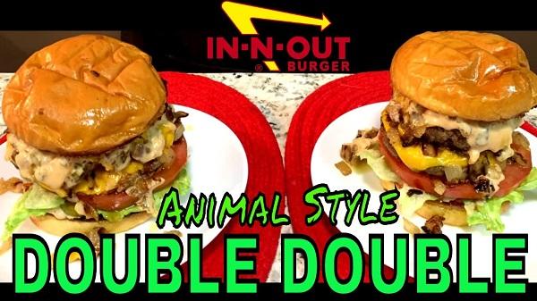 Double Double Animal Style