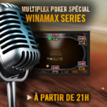 Winamax Series Multiplex Poker