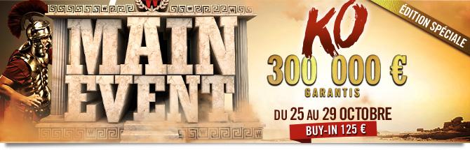 Main Event 300K