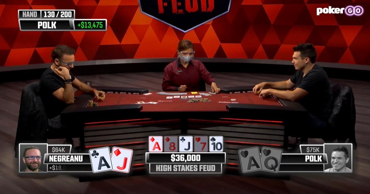 Poker premium hands