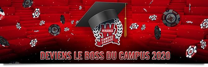 Winamax Campus League Bandeau