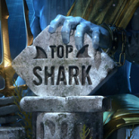 Top Shark 2021 Semaine 1
