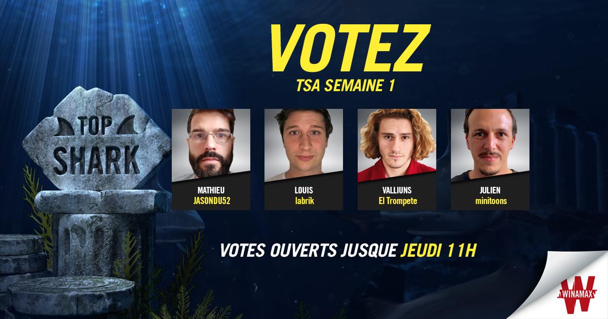 Votes Semaine 1