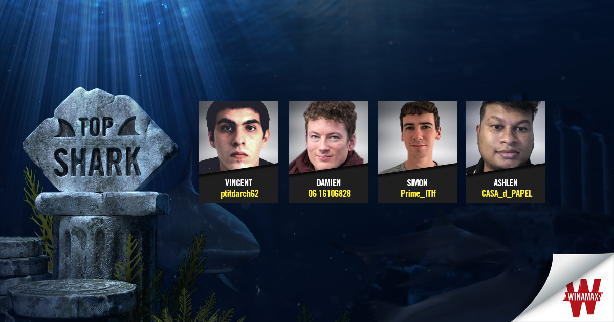 Top Shark Academy Semaine 2