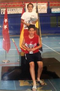 Adrián Mateos Jeune Tennis 2