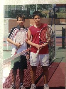 Adrián Mateos Jeune Tennis