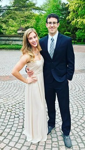 Greg Merson Couple