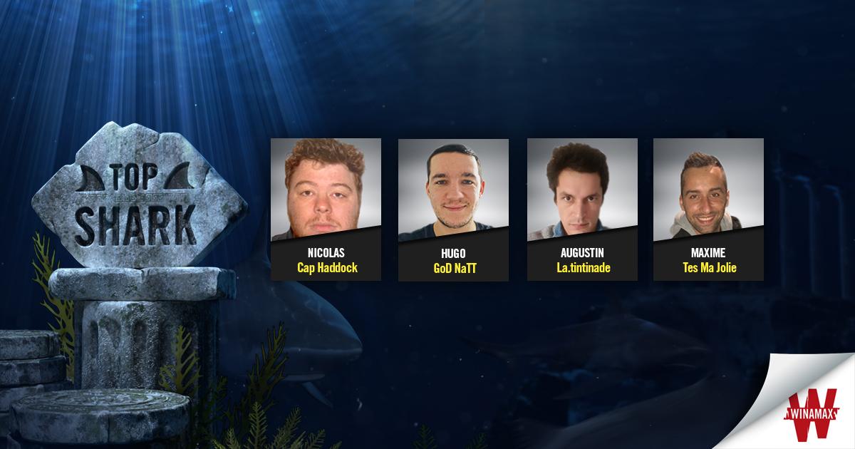 Top Shark Academy Semaine 4