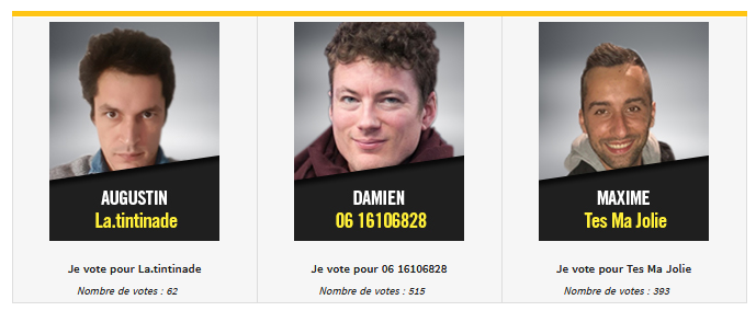 Vote Semaine 4