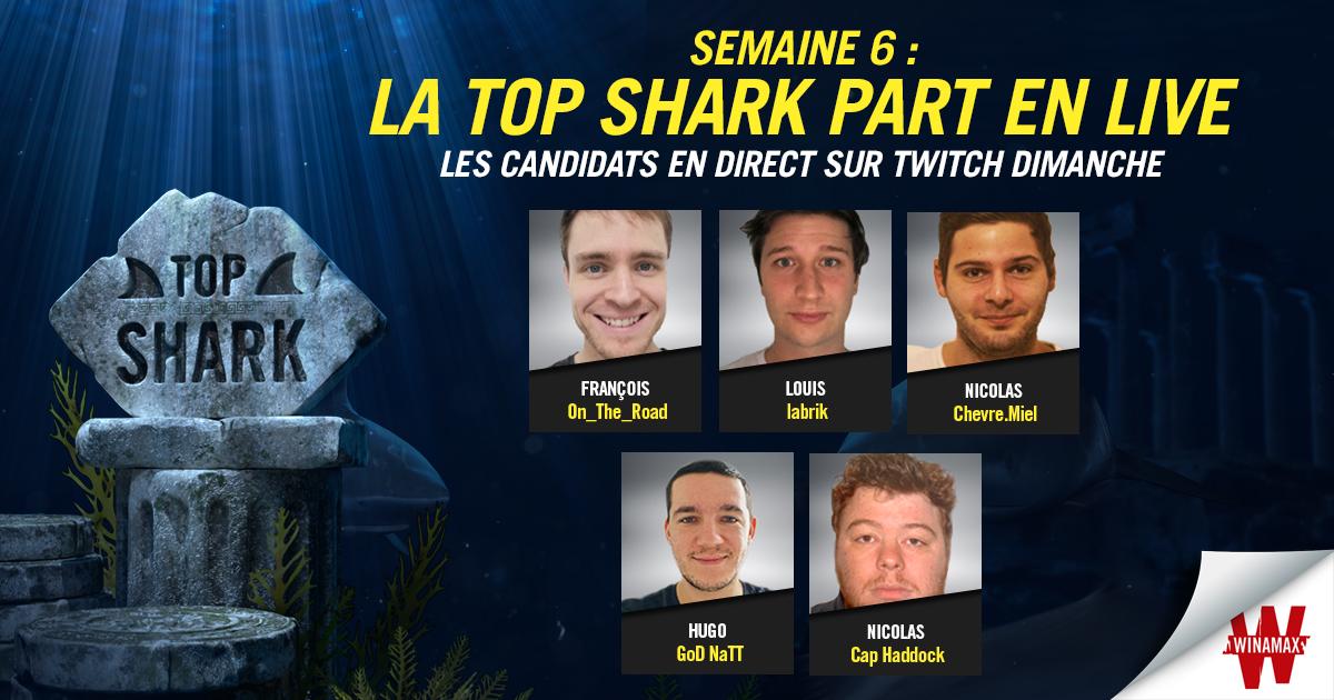 Top Shark Seamaine 6