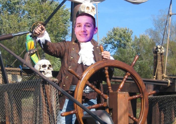 Hugo Pirate