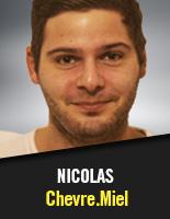 Nicolas Chevre.Miel