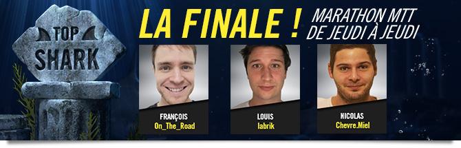 Top Shark Academy Finale
