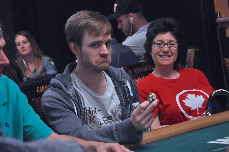 François Pirault WSOP