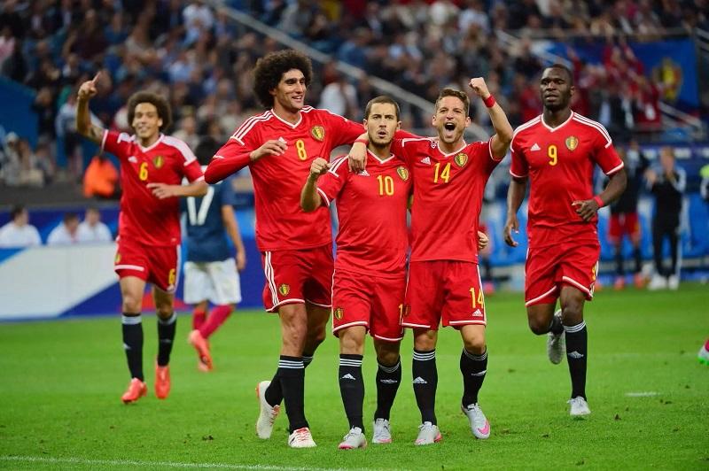 Belgique win