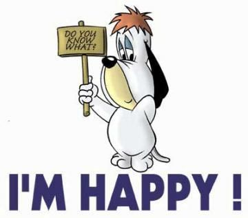 Happy Droopy
