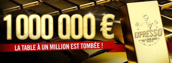1 Million Expresso