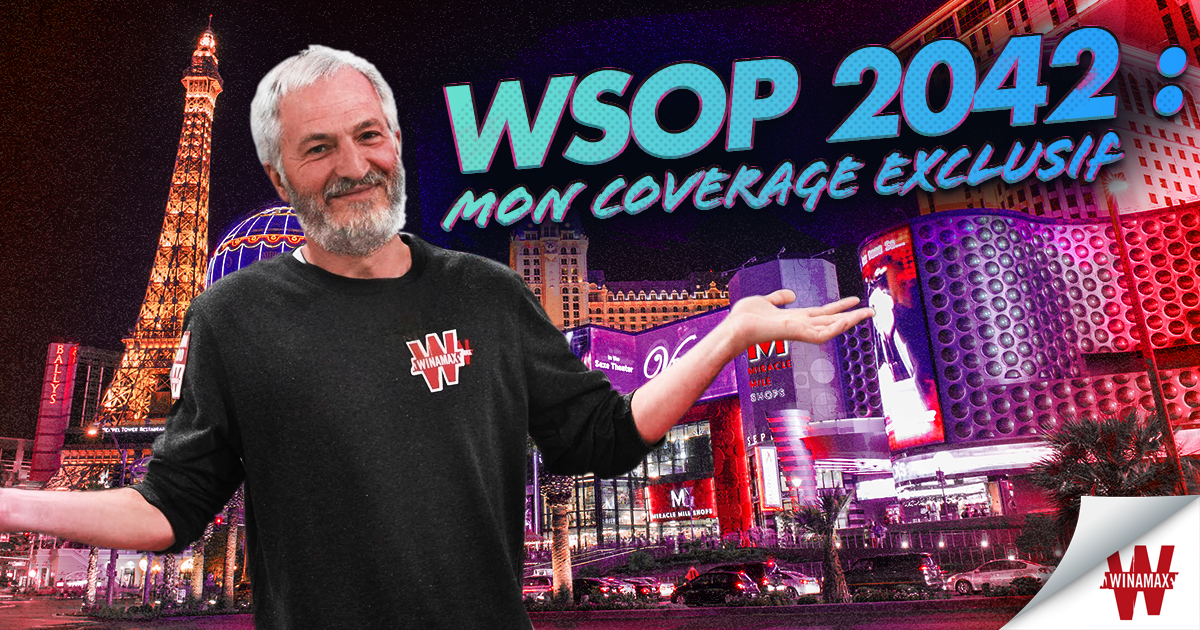 Guillaume Diaz WSOP 2042