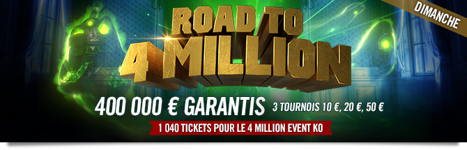 Road to 4 Millions