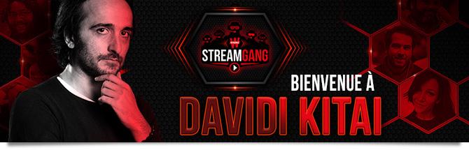 Davidi Stream Gang