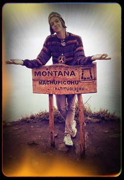Fausto Machu Pichu
