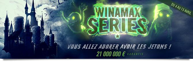 Winamax Series Bandeau