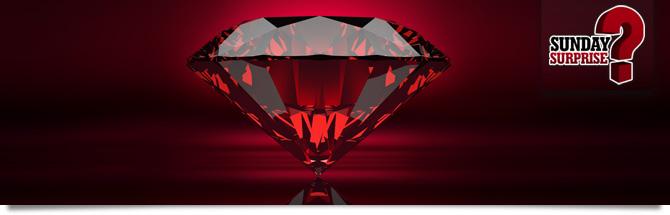 Sunday Red Diamond