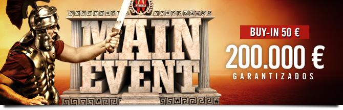 Main Event 200k