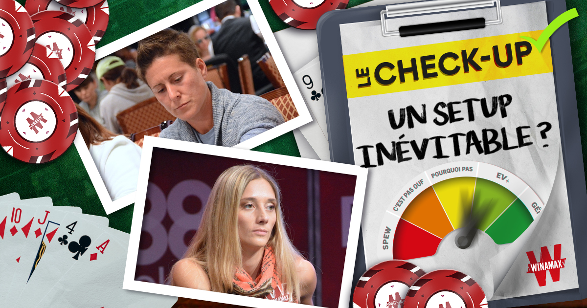 Check-Up Gaëlle Baumann - Vanessa Selbst