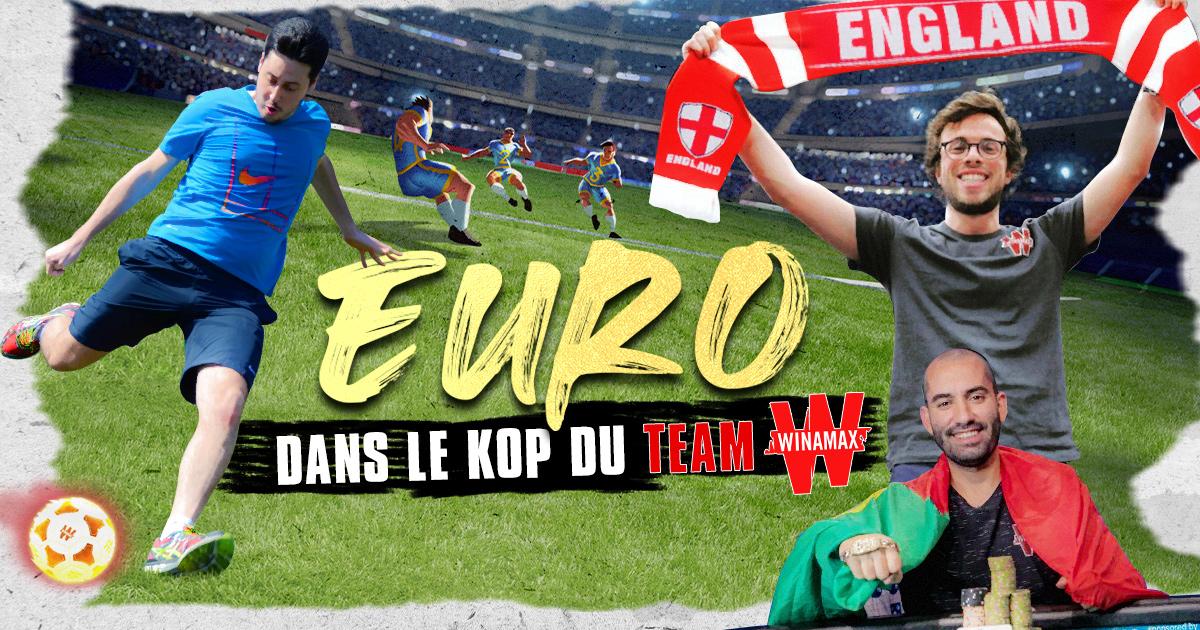 Euro : Dans le kop du Team W
