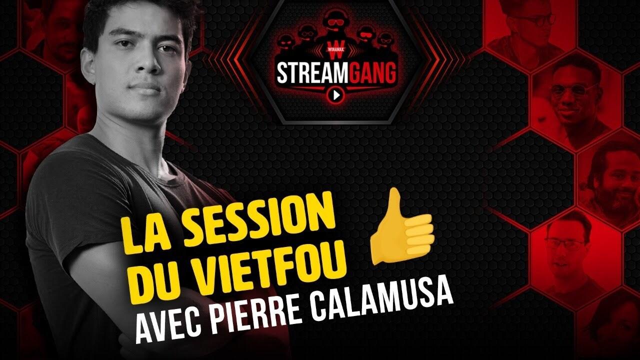 Stream Gang Pierre