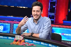 Adrian Mateos WSOP