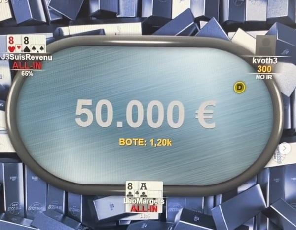 Leo Margets Expresso 50K