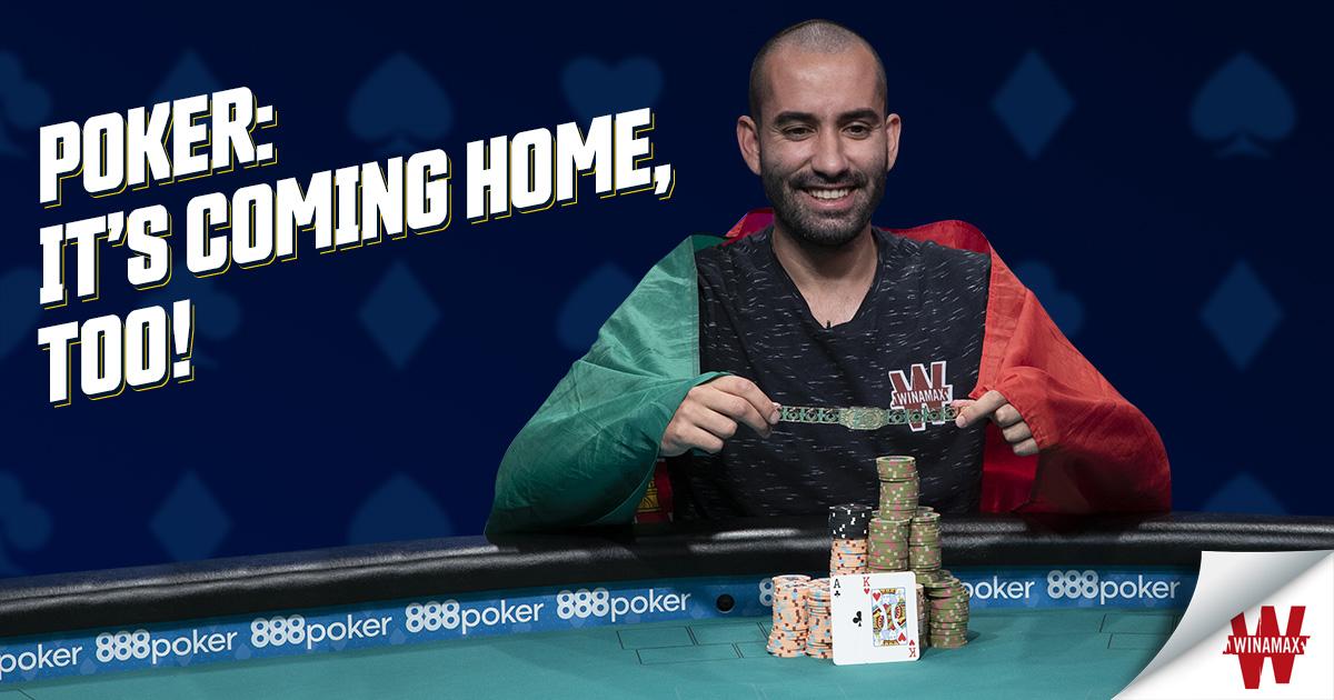 Joao Vieira : poker, it's coming home, too