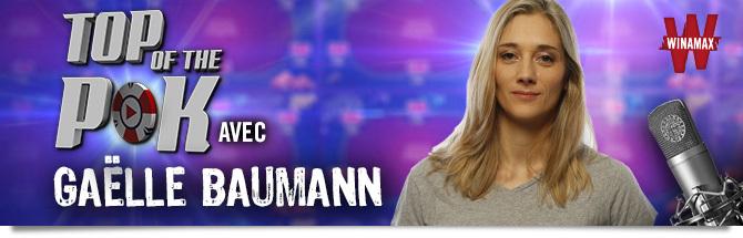 Gaëlle Baumann Top of the Pok