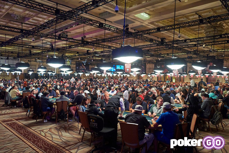 WSOP Poker Go