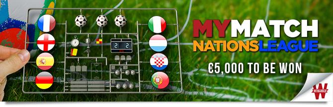 MyMatch Ligue des Nations