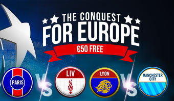 The Conquest for Europe