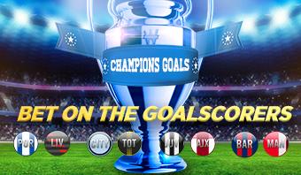 Champions goals
