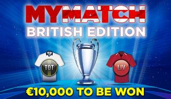 MyMatch British Edition