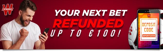 100 free betting sites bencic vs wozniacki betting expert tennis