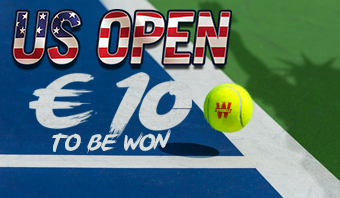 US Open 10€