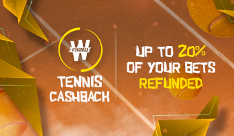 Tennis Cashback