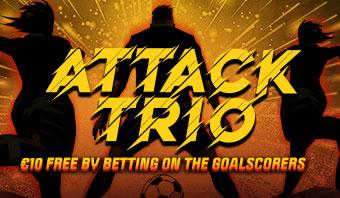 Attack trio