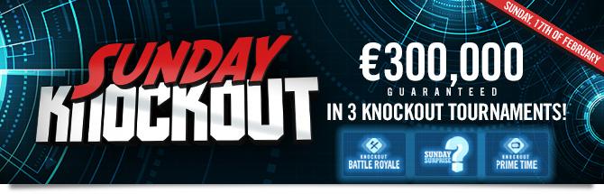 Sunday Knockout