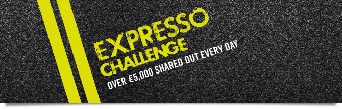 over 5,000 euros shared out in prizes every day