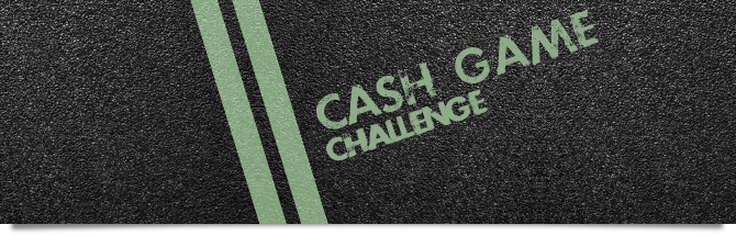 Cash Game Challenge - Rankings